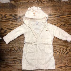 Gap Kids Hooded Bear Robe
